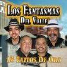 LOS FANTASMAS DEL VALLE-15 EXITOS DE ORO