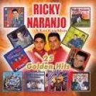 RICKY NARANJO Y LOS GAMBLERS-25 GOLDEN HITS