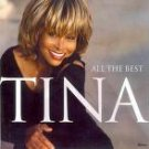 TINA TURNER-ALL THE BEST 2 CD'S