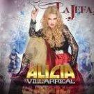 ALICIA VILLARREAL-LA JEFA