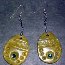 Handcrafted Original Art Earrings CR0083