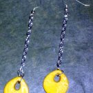 Handcrafted Original Art Earrings CR00831