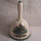 Spode Christmas Tree Bell>RARE