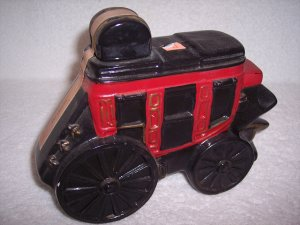 Michters Distillery>Stage Coach Decanter Limited-1978