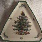 Spode Christmas Tree Desert Tray>RARE