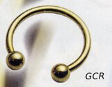 Zircon Circular Barbells