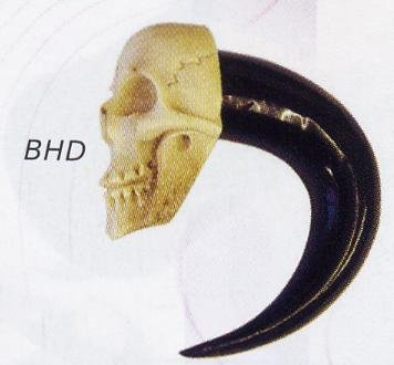 Bone Horn Of Death