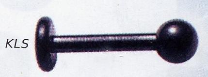 Blackline Labret Stud