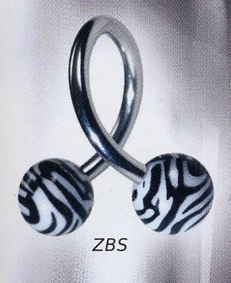 Zebra Spirals