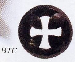 Templar Cross Etched Tunnel