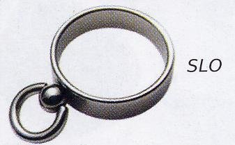 "Slimline Story of ""O"" Ring"
