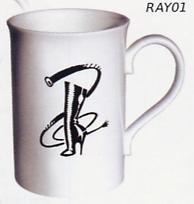 Stiletto Whip Mug