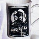 Mistress Mask Mug