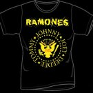 Ramones Distressed Eagle Tee
