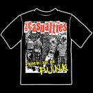 Casualties Proud To Be Punk Tee