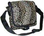 Leopard Skin Bag