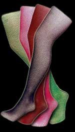 Coloured Fishnets