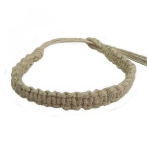 Original Hawaiian Hemp Handmade Bracelet from Hawaii