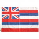 Large Hawaii State Nylon Flag 3' X 5'