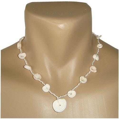 Rare Hawaiian Jewelry Handmade Puka Shell Necklace