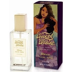 Wicked Wahine Hibiscus Hawaiian Perfume from Hawaii