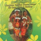 Dances of Tahiti for Children Instructional DVD
