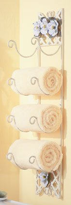Magnolia Towel Holder