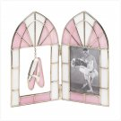 Ballet Stained glass Frame