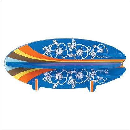 Surfboard Wall Shelf