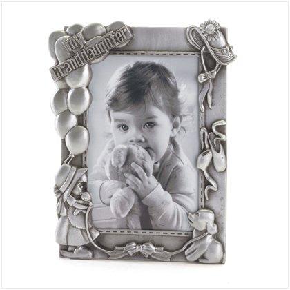 """My Granddaughter"" Photo Frame"