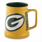 Sculpted Tankard- Green Bay Packers