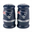 Sculpted Salt & Pepper Shakers- New England Patriots