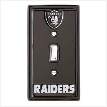 Switchplate - Oakland Raiders