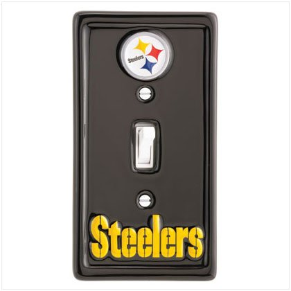 Switchplate - Pittsburgh Steelers