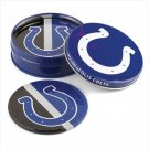 Tin Coaster Set- Indianapolis Colts