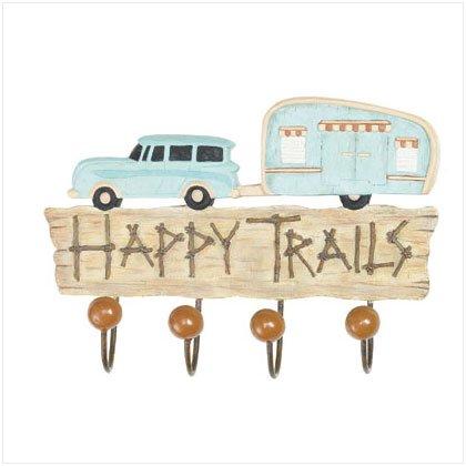 Happy Trails Wall hook