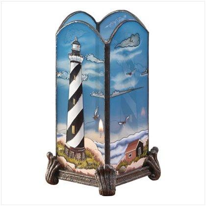 Lighthouse Votive Holder ll
