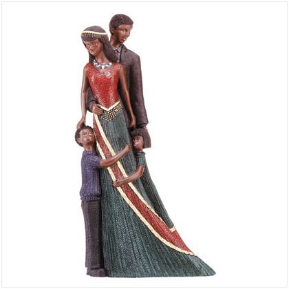 Family Portrait Figurine