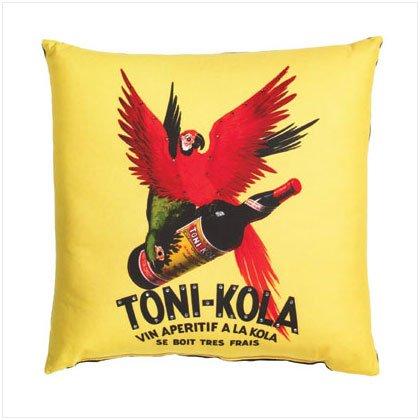 Toni Kola Art Pillow