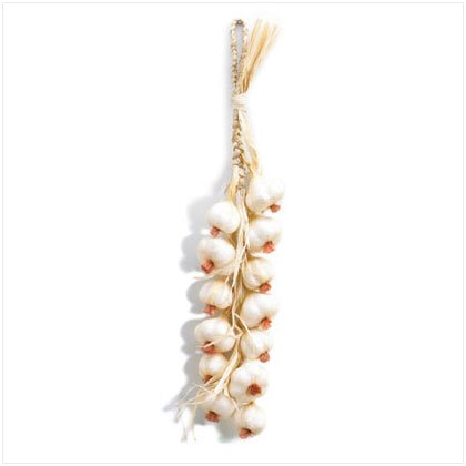 Garlic Strand Wall Decor