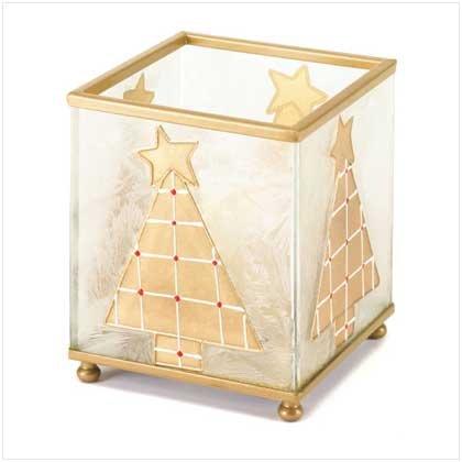 Christmas Tree Candleholder