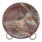Lord's Prayer Decorative Plate