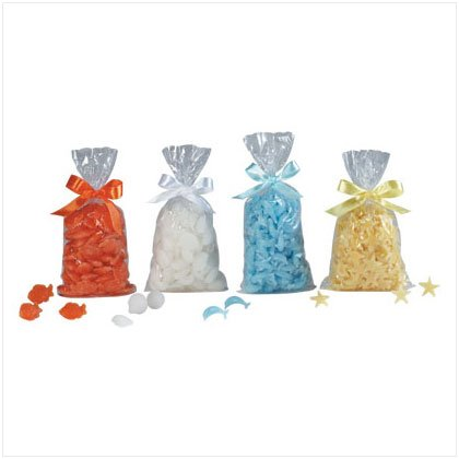 Ocean Shapes Fragrance Chips -4 Pack