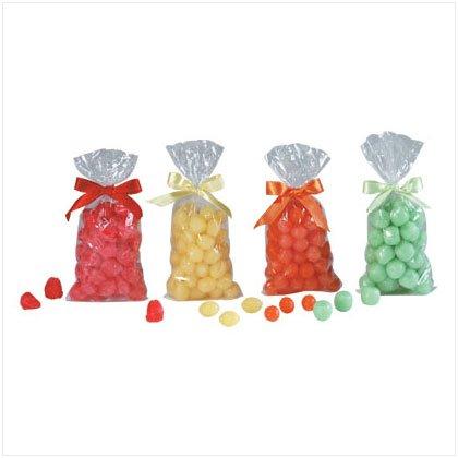 Fruit Shapes Fragrance Chips - 4 Pack