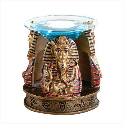 Pharaoh's Mask Oil Warmer
