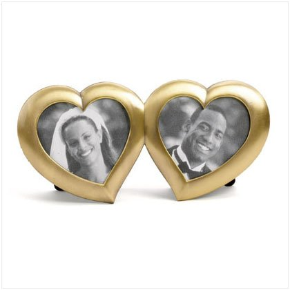 Double Hearts Frame