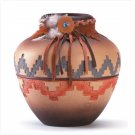 Southwestern Patterned Vase