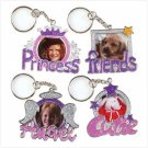 Pack of 12 Cute Photo Frame Keychains