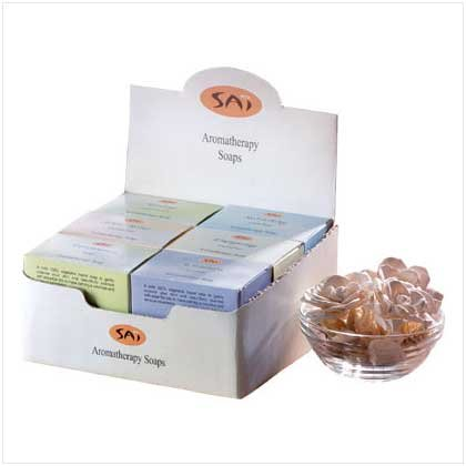 Aromatherapy Soap Pack of 12