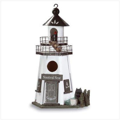"""""""Lighthouse"""" Birdhouse"""